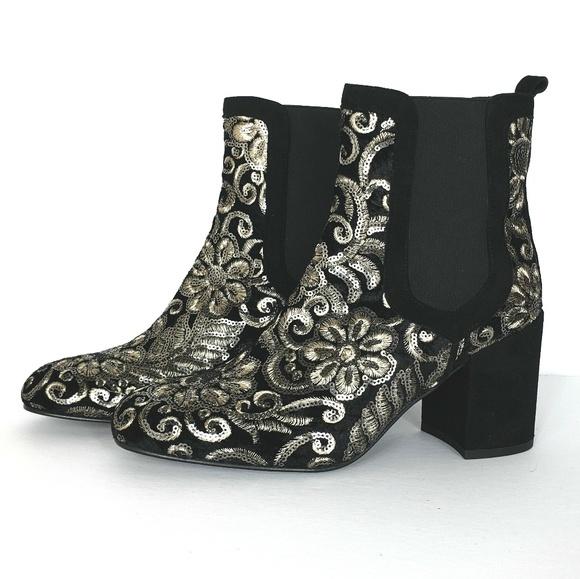 e2e49d60b Stuart Weitzman Shoes | Mediate New Embellished Boots | Poshmark